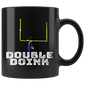 Double Doink Football Fans Mugs