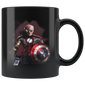 RIP Stan Lee Excelsior Father Of Heroes Mug Limited Edition