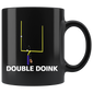 The Original DOUBLE DOINK Football Mugs