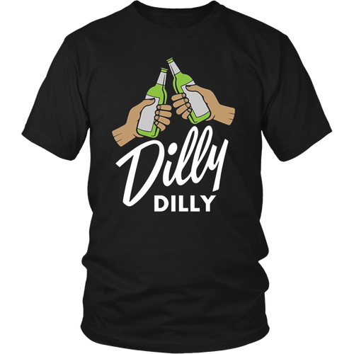 Dilly Dilly Drinking Buddies Best Friends Cheers T-shirt