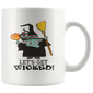 Witch Let's Get Wicked Mugs