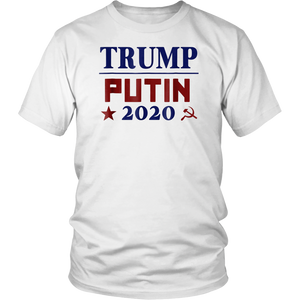 Trump Putin Presidential Election 2020 Shirt