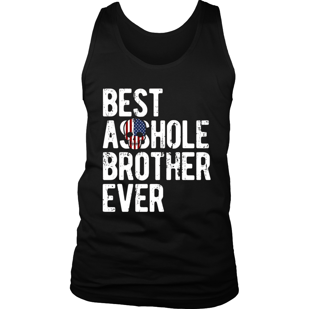 e35c5e61 Best Asshole Brother Ever T-Shirt for Best Brothers – teefim