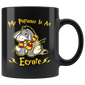 My Patronus Is A Eeyore Mugs