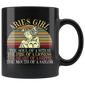 Aries Girl Zodiac Sign Mugs March April Birthday Women