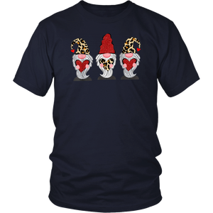 Three Gnomes Holding T-Shirt