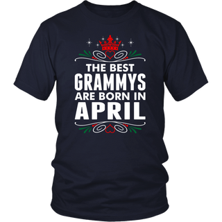 The Best Grammys Are Born In April T-Shirt
