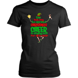The Best Way to Spread Christmas 2018 T-Shirt