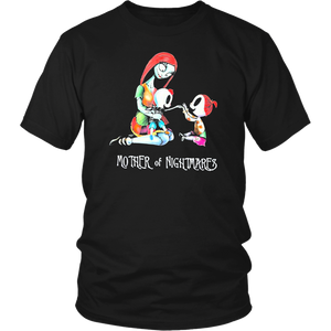 Mother Of Nightmares Two Daughter Shirt