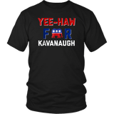 YeeHaw For Kavanaugh Shirt Conservative Trump SCOTUS Pick
