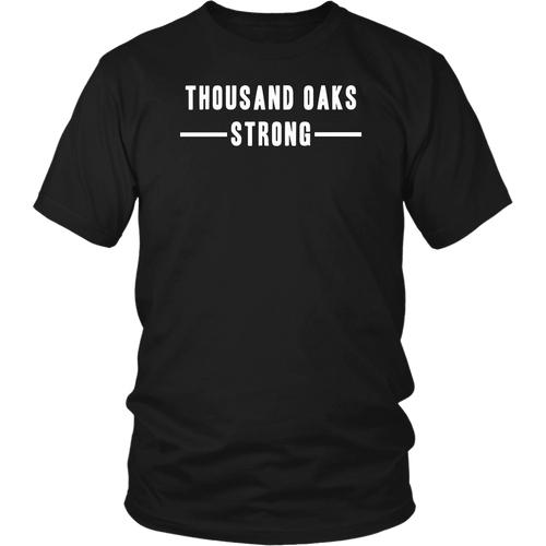 Thousand Oaks Strong California Shirt