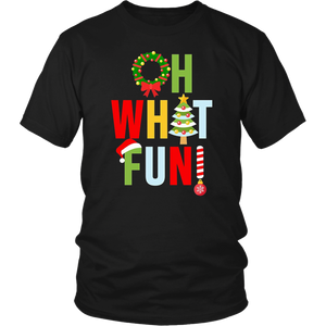 Oh What Fun Christmas T-Shirt