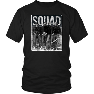 Squad Jason Michael Horror Squad T-Shirt