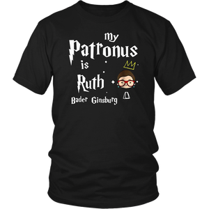 My Patronus is RBG T-Shirt
