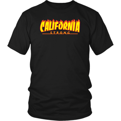 California Strong November 2018 T-Shirt