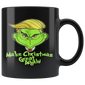Grinches Trump Make Christmas Great Again Mugs