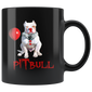 Pitbull Dogs IT Mugs