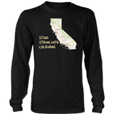 Stand Strong With California Wildfires T-Shirt