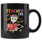 Teacher Life Got Me Feelin Un Poco Loco Mugs