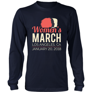 Women's March Los Angeles 2018 T-Shirt