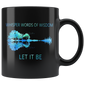 Whisper Words Of Wisdom Let It Be Mugs