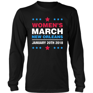 Women's March New Orleans 2018 T-Shirt