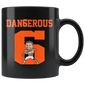 Feeling Christmas Dangerous 6 Fan Football Lover Mugs