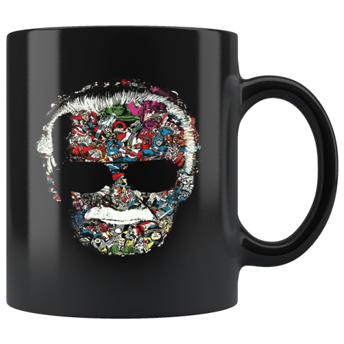 Stan Lee Legends Never Die Mug