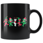 Dancing Bears Xmas Mugs For Christmas