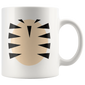 Tiger Funny Tiger Costume Mugs