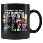 Rip Stan Lee Thank You for The Memories Mugs