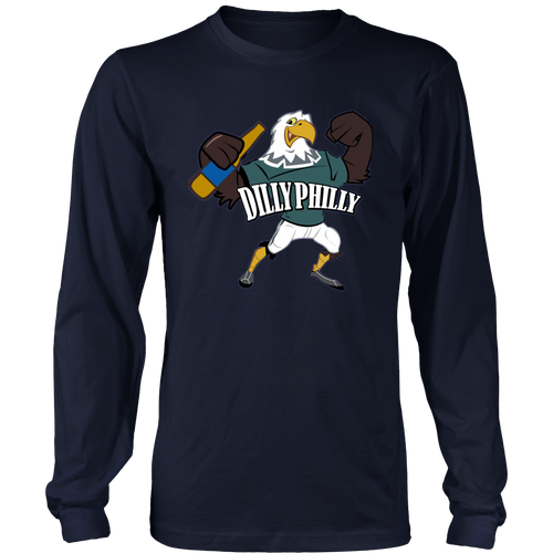 DILLY PHILLY Funny T-Shirt