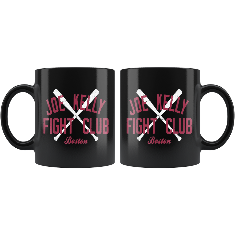Joes Kelly Bostons Fights Club Mugs