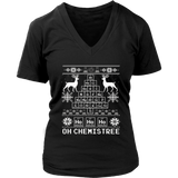 Chemist Tree Shirt Oh Chemistry Tree Ugly Tee Shirt