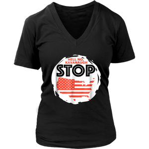 STOP KAVANAUGH Tshirt SAVE SCOTUS Rally Support Protest Tee