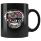 FATHER OF SUPER HERO 1922 2018 Mugs
