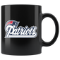 Football Patriots Crew Neck New England Mugs