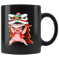 Chinese New Year 2019 Mugs Pig Dragon Dancing Happy Gift