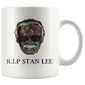 RIP Stan Lee Legends Never Die Mugs