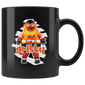 Keep It Gritty Flyers Mascot Mascot Funny Mugs