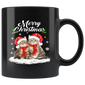 Merry Christmas Santa Claus Cats Mugs