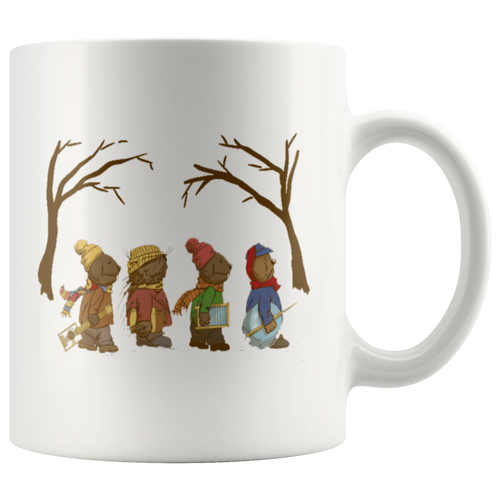 Jug Band Road Mugs