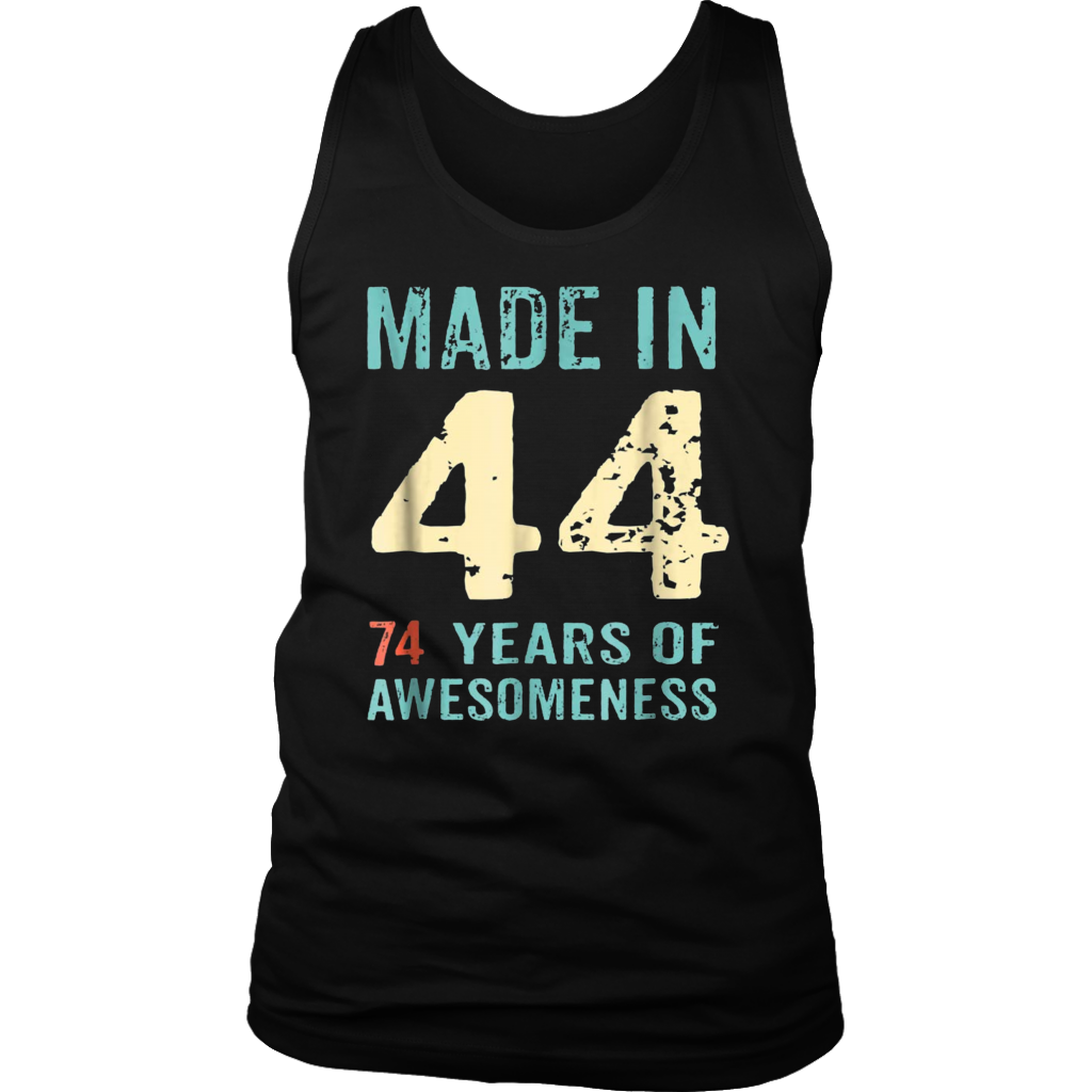 74th Birthday Gift Adult Age 74 Year Old Women Womens