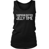 Subpoena Butter Jelly Time T-Shirt