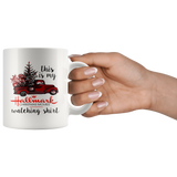 This Is My Hallmark Christmas Movie Watching Mugs