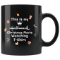 This is my Hallmark Chirtmas Movie Watching Mugs