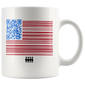 March For Our Lives American Flag QR Mugs