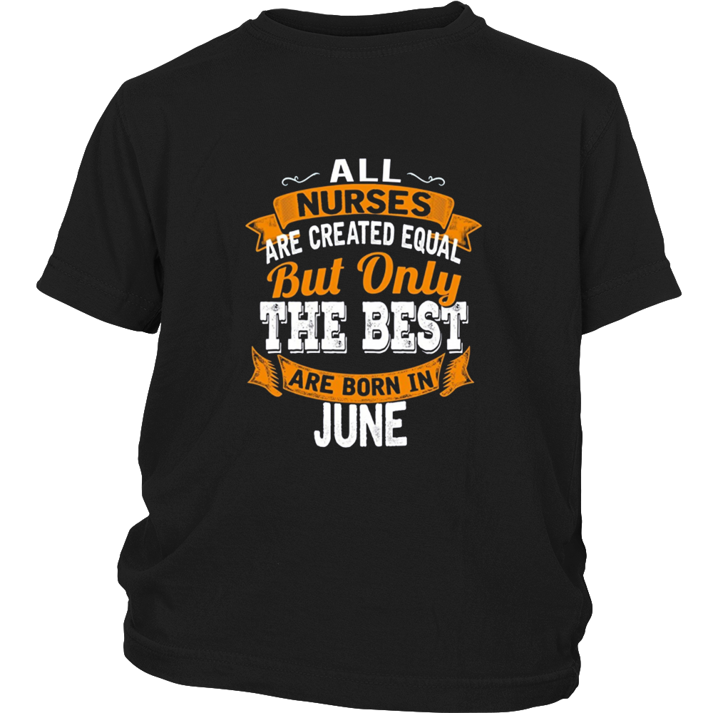 All Men Are Created Equal | The best are born in June