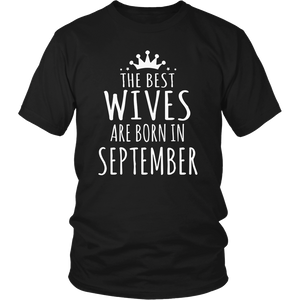 THE BEST WIVES ARE BORN IN SEPTEMBER