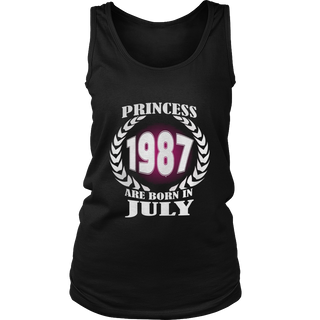 PRINCESS 1987 BORN IN JULY